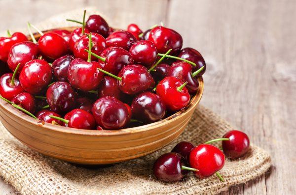 Cherry fruit New Zealand trái cây nhập ngoại trái cây New Zealand nhập khẩu thực phẩm sạch rau củ quả trái cây tươi New Zealand Cherries & Berries New Zealand Gia Đình Food